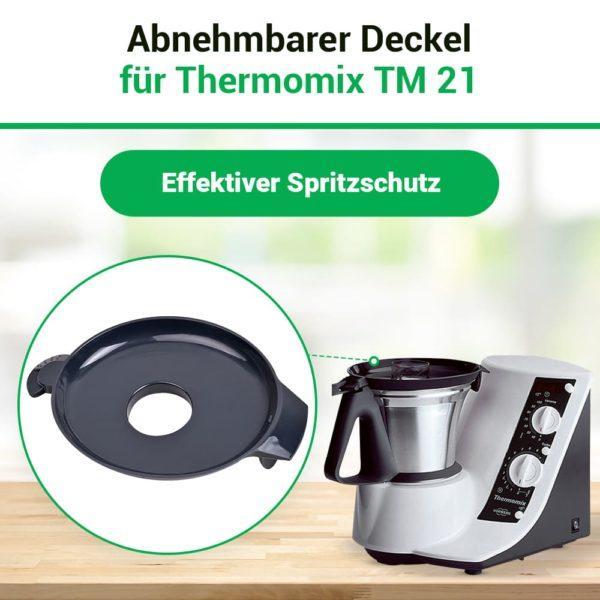 Deckel für Thermomix TM21