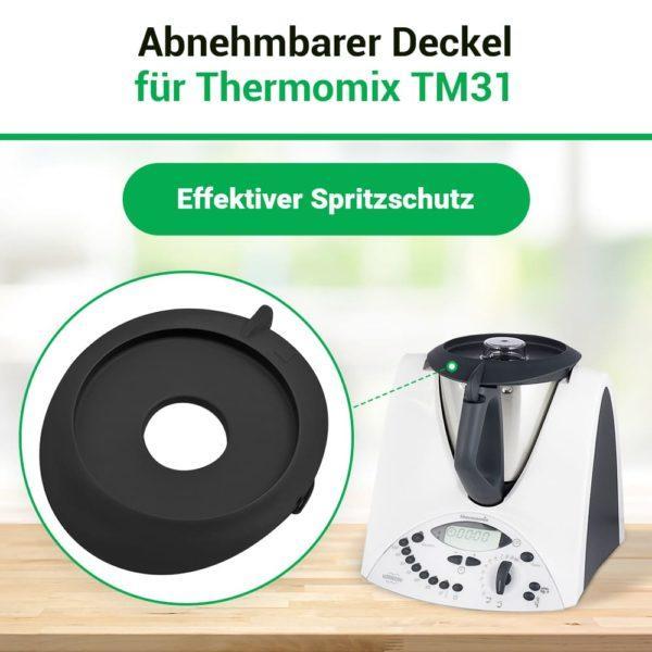 Deckel für Thermomix TM31