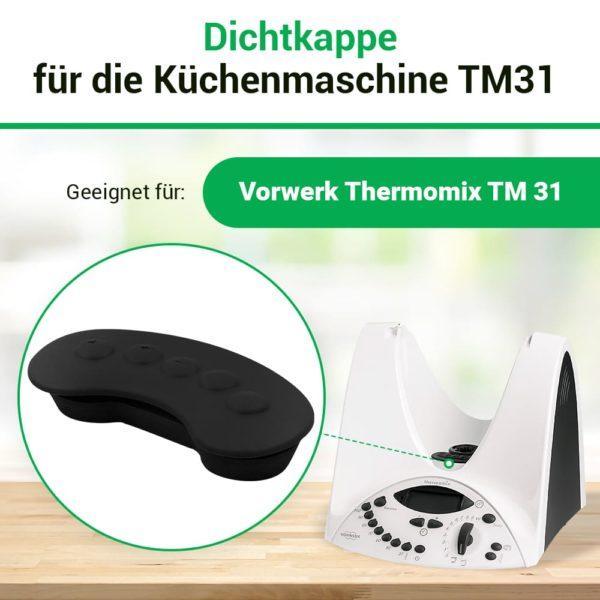 Dichtkappe für Thermomix TM31