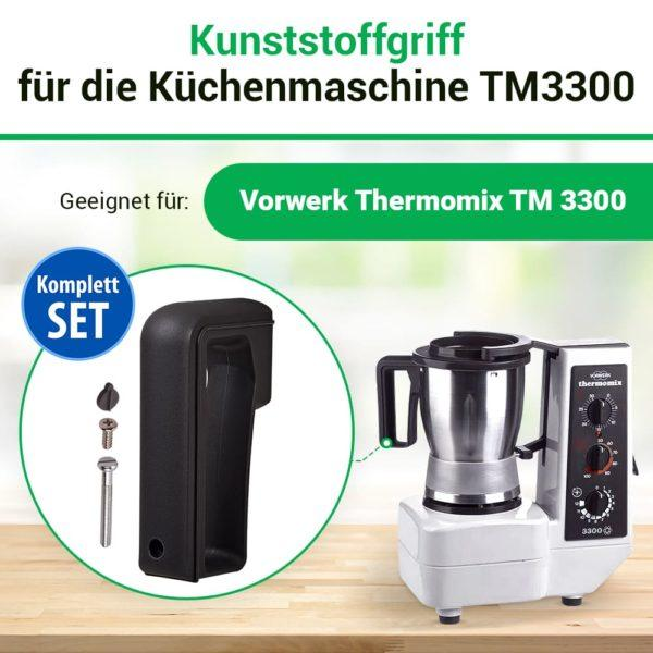 Griff für Küchenmaschine Vorwerk Thermomix TM3300