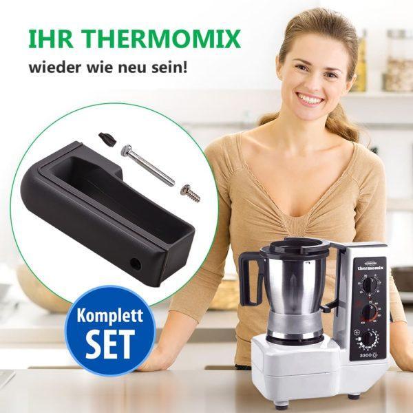 Griff für Topf Vorwerk Thermomix Bimby TM3300