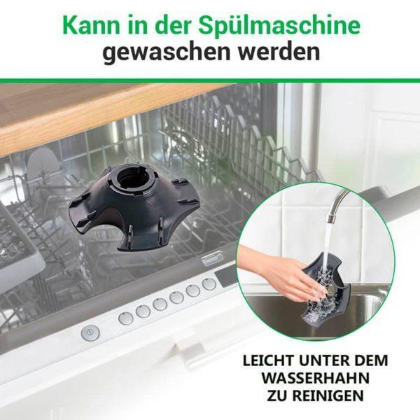Mixtopffuß für Thermomix TM21 Küchenmaschine