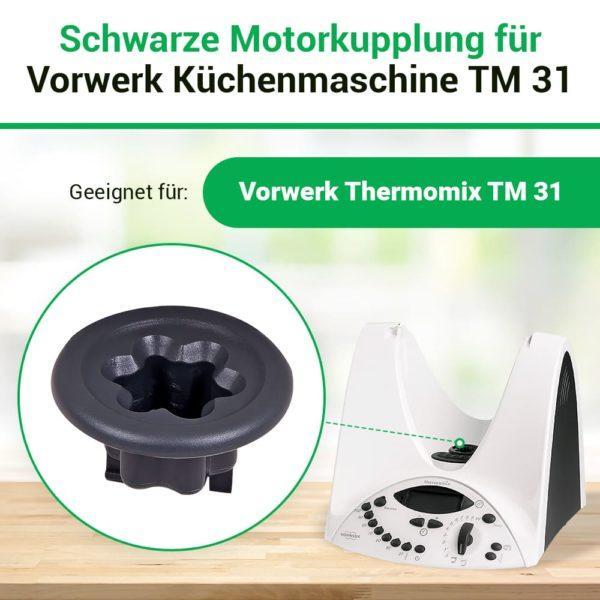 Motor Kupplung für Thermomix TM31