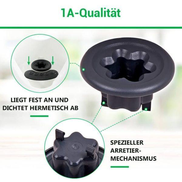 Motorkupplung für Küchenmaschine Thermomix TM31