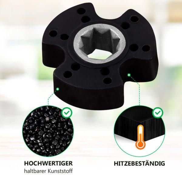 Motorkupplung für Küchenmaschine Thermomix TM3300