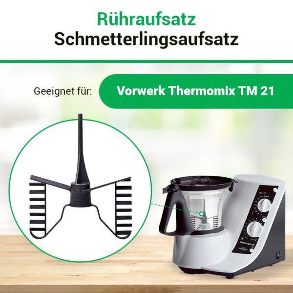 Rühraufsatz für Thermomix TM21