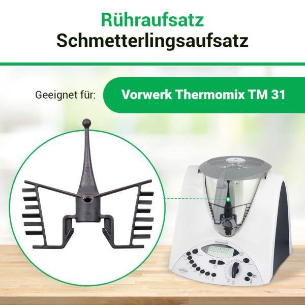 Rühraufsatz für Thermomix TM31