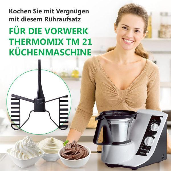 Rührer für Küchenmaschine Vorwerk Thermomix TM21