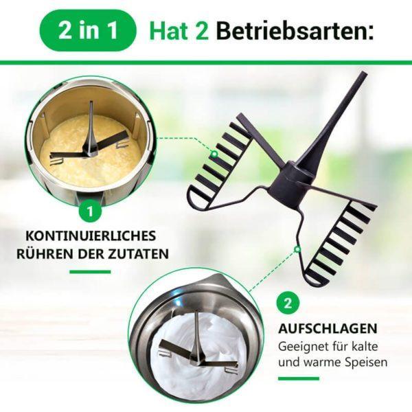 Schmetterling für Küchenmaschine Vorwerk Thermomix TM21