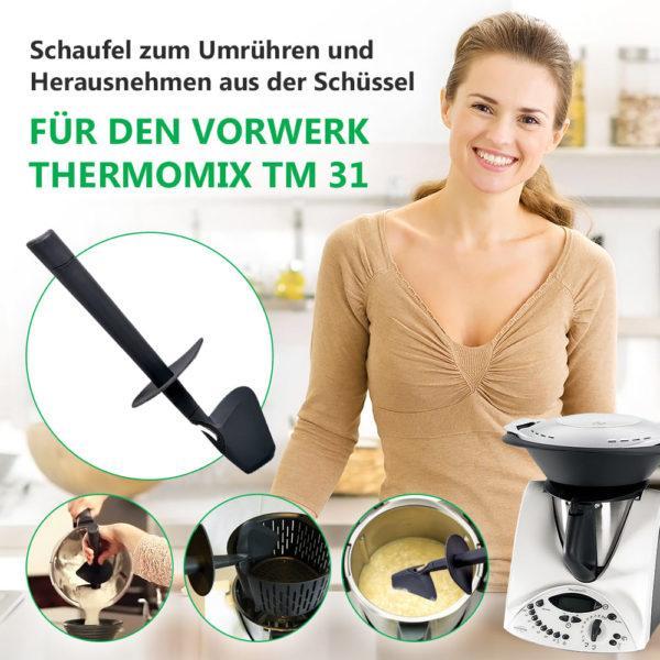 Spatel für Küchenmaschine Thermomix TM31