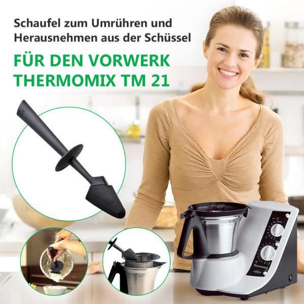 Spatel für Vorwerk Bimby Küchenmaschine