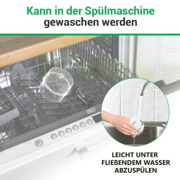 Thermomix Messbecher für Küchenmaschine TM5, TM6, TM21, TM31, TM3300