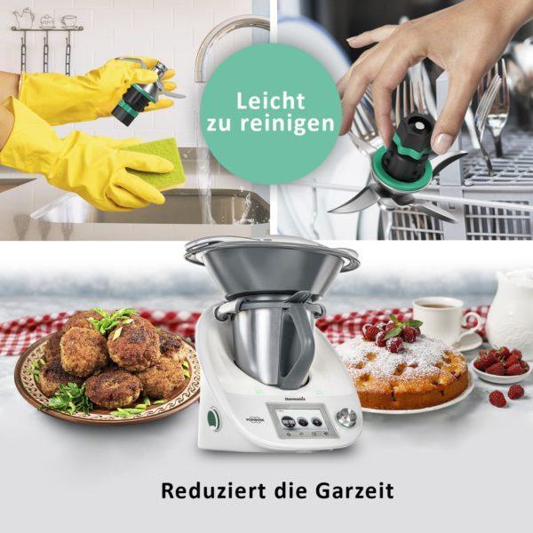 Messer für Thermomix Küchenmaschine TM6