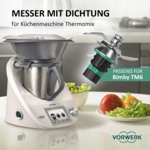 Messer für Thermomix TM6